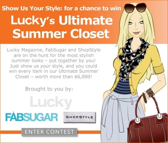 Lucky's Ultimate Summer Closet Contest